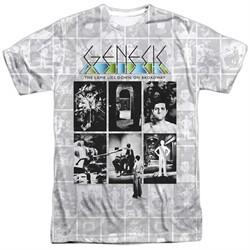 Genesis Shirt Lamp Sublimation T-Shirt