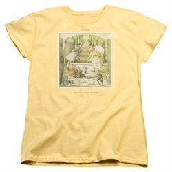Genesis Womens Shirt Selling England Banana T-Shirt