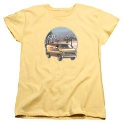 GMC Womens Shirt Vantastic Banana T-Shirt