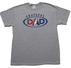Grateful Dead Dad Shirt