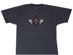 Grateful Dead Shirt Flying Stealie Adult Tee T-Shirt