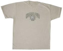 Grateful Dead Shirt Rose Solid Adult Sand Tee T-Shirt