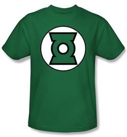 Green Lantern Logo Kids T-shirt