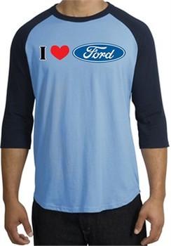 Ford Raglan Shirt