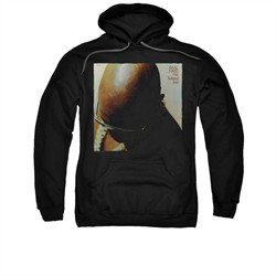 Isaac Hayes Hoodie Buttered Soul Black Sweatshirt Hoody