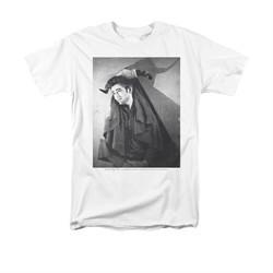 James Dean Shirt Matador White T-Shirt