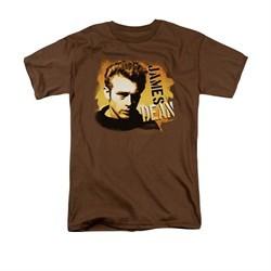 James Dean Shirt Serious Coffee T-Shirt
