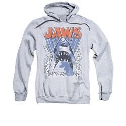 Jaws Hoodie Comic Splash Athletic Heather Sweatshirt Hoody