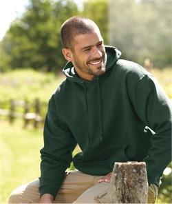 Jerzees Hoodies Hooded Sweatshirt Super Sweats Fleece Hoody