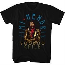 Jimi Hendrix Shirt Voodoo Child Black T-Shirt