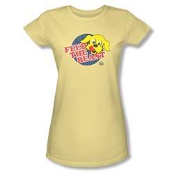 Ken L Ration Shirt Juniors Feed The Beast Banana T-Shirt