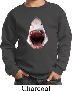 Kids Shark Sweatshirt 3D Shark Sweat Shirt