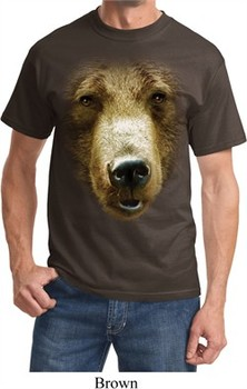 Ladies Shirt Big Siberian Husky Face Tri Blend Hoodie Tee T-Shirt