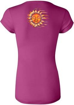 Ladies Yoga Shirt