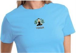 Ladies Yoga T-shirt