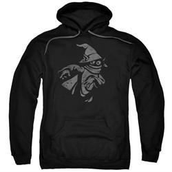 Masters Of The Universe Hoodie Sweatshirt Orko Clout Black Adult Hoody Sweat Shirt