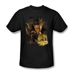 Mirrormask Shirt Queen Of Shadows Adult Black Tee T-Shirt