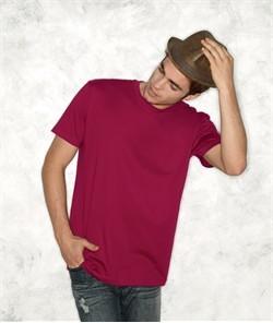 Next Level Mens T-Shirt Fitted Crewneck Tee Shirt