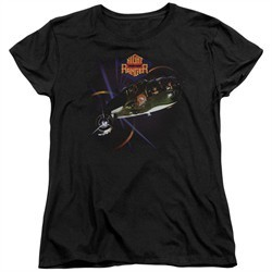 Night Ranger Womens Shirt 7 Wishes Black T-Shirt