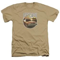 Oldsmobile Shirt Cutlass Supreme  Heather Sand T-Shirt