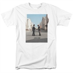 Pink Floyd Shirt Wish You Were Here White T-Shirt