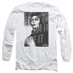Rocky Horror Picture Show  Long Sleeve Shirt Be It White Tee T-Shirt