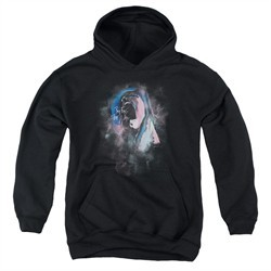 Roger Waters Kids Hoodie The Wall Face Paint Black Youth Hoody