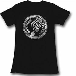 Saved By The Bell Juniors Shirt Go Zach Black Tee T-Shirt