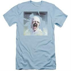 Scorpions Slim Fit Shirt Blackout Light Blue T-Shirt