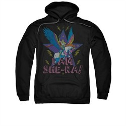 She-Ra Hoodie I Am She Ra Black Sweatshirt Hoody