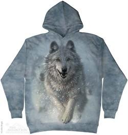 Snow Wolves Hoodie