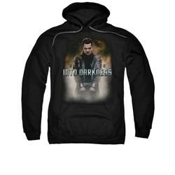 Star Trek Hoodie Darkness Harrison Black Sweatshirt Hoody