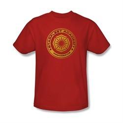 Star Trek Shirt Engineering Red T-Shirt