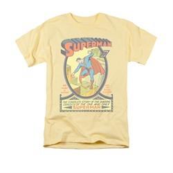 Superman Shirt Exploits Banana T-Shirt