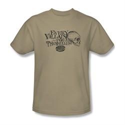 Survivor Shirt Villian Sand T-Shirt