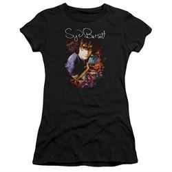 Syd Barrett Juniors Shirt Madcap Syd Black T-Shirt