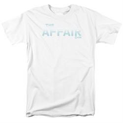 The Affair Shirt Logo White T-Shirt