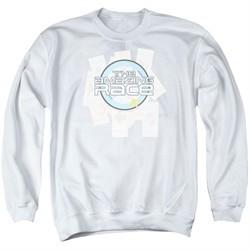 The Amazing Race Sweatshirt Road Sign Adult White Sweat Shirt