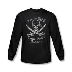 The Princess Bride Shirt The Real Dpr Long Sleeve Black Tee T-Shirt