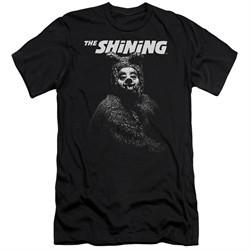 The Shining  Slim Fit Shirt Bear Black T-Shirt