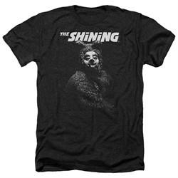 The Shining Shirt Bear Heather Black T-Shirt