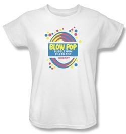 Blow Pop Ladies T-Shirts