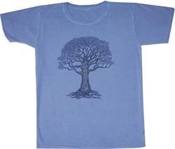Tree Of Life New Age Ladies Junior T-Shirt Tee Shirt