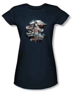 Twilight Zone Juniors T-Shirt