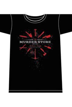 Nailbiter Murder Store  Womens T-Shirt