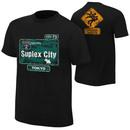 """Brock Lesnar """"Suplex City: Tokyo"""" Authentic T-Shirt"""