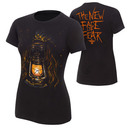 """""""Bray Wyatt """"""""The New Face of Fear"""""""" Women's Authentic T-Shirt"""""""
