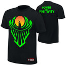 """The New Day """"Power of Positivity"""" Youth Authentic T-Shirt"""