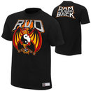 """""""Rob Van Dam """"""""It's Good To Be Back"""""""" Authentic T-Shirt"""""""