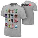"""""""WrestleMania 31 """"""""Robots"""""""" T-Shirt"""""""